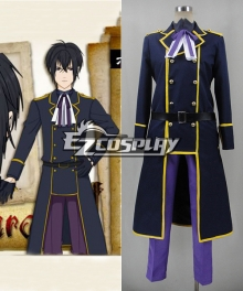 Vampire Holmes Holmes Cosplay Costume