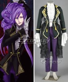 Vocaloid Black Uniform Women's Cosplay Costume