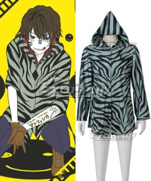 Vocaloid Matryoshka Hoodie worn by Zebra Cosplay Costume