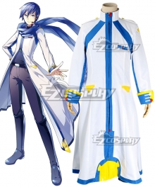 Vocaloid 3 Kaito Cosplay Costume - Only Overcoat