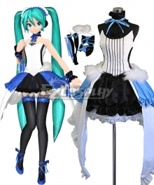 Vocaloid 7th Dragon 2020 Hatsune Miku Cosplay Costume