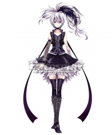 Vocaloid 3 Flower Cosplay Costume