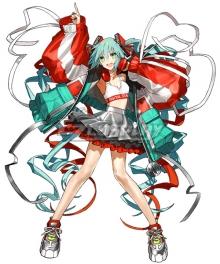 Vocaloid Hatsune Miku EXPO Digital Stars 2020 ver. Cosplay Costume