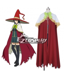 Witch Craft Works Kagari Ayaka Cosplay Costume