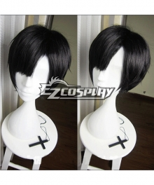 Gangsta Gyangusuta Nicolas Brown Nic Cosplay Wig