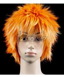 Yu-Gi-Oh! Yugioh 5D's Crow Hogan Yellow Cosplay Wig