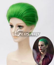 DC Detective Comics Batman Suicide Squad Task Force X Joker 2016 Movie Cosplay Wig