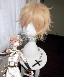 Touken Ranbu Monoyoshi Sadamune Short Cosplay Wig