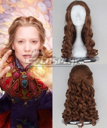 Alice in Wonderland Through the Looking Glass Alice Kingsleigh Cosplay Wig