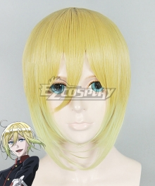 The Royal Tutor Leonhard von Granzreich Golden Cosplay Wig