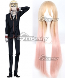 The Royal Tutor Licht von Granzreich Golden Cosplay Wig