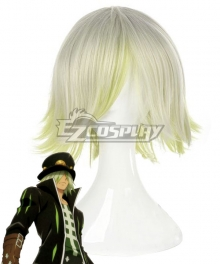 Tales of Zestiria the X Dezel Light Green Cosplay Wig