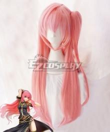 Vocaloid 2017 Megurine Luka Pink Cosplay Wig