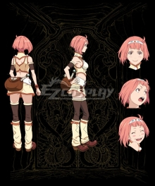Rage of Bahamut: Virgin Soul Nina Drago Cosplay Wig