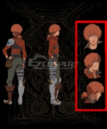 Rage of Bahamut: Virgin Soul Favaro Leone Cosplay Wig
