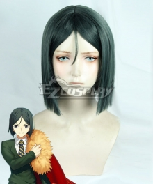 Fate Grand Order Fate Zero Waver Velvet Deep Green Cosplay Wig