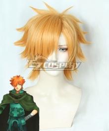 Fate EXTRA Last Encore Archer Robin Hood Orange Cosplay Wig