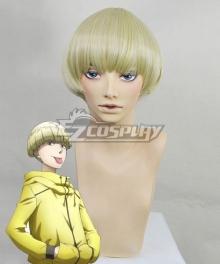 Hakata Tonkotsu Ramens Enokida Light Golden Cosplay Wig