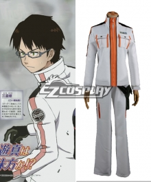 World Trigger BORDER Osamu Mikumo Cosplay Costume