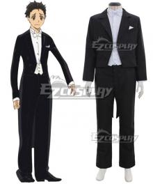 Welcome to the Ballroom Tatara Fujita Cosplay Costume