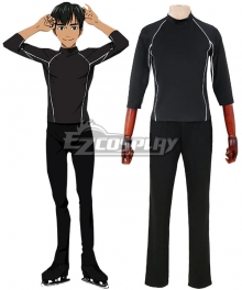 Yuri on Ice YURI!!!on ICE Phichit Chulanont Sportswear Suit Outfit Cosplay Costume