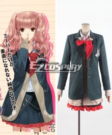 Youth Start! Seishun Hajimemashita! Nagumo Arisu Cosplay Costume