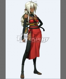 Full Metal Daemon Sandaime Muramasa costume