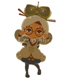 The Legend of Zelda: Breath of the Wild Purah Cosplay Costume