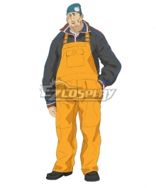 Zero Escape: The Nonary Games Seven Cosplay Costume