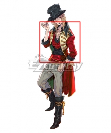 Zero Escape: Virtue's Last Reward Dio Cosplay Costume - Only Coat