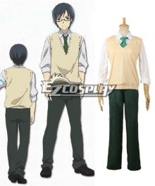 No-Rin Kei Kamatori Cosplay Costume