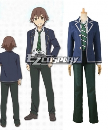 No-Rin Kousaku Hata Cosplay Costume