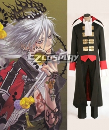 Zone-02 Sharaku Cosplay Costume