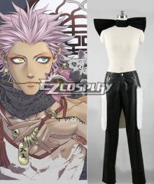 Zone-03 Senryō Cosplay Costume