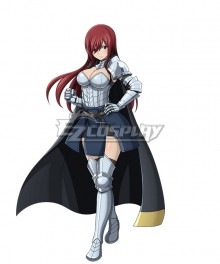 Fairy Tail Erza Scarlet Heart Kreuz Armor Cosplay Costume
