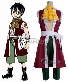 Fairy Tail Romeo Conbolt Cosplay Costume
