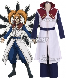 Fairy Tail Season 3 God Serena Cosplay Costume