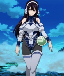 Fairy Tail Ultear Milkovich B Edition Cosplay Costume