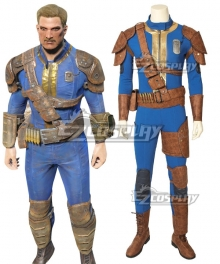 Fallout 76: Inside The Vault Cosplay Costume
