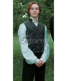 Fantastic Beasts Young Albus Percival Wulfric Brian Dumbledore 1899 Cosplay Costume