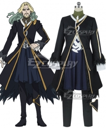 Fate Apocrypha Lancer of Black Vlad III Cosplay Costume