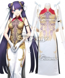 Fate Grand Order 3rd Anniversary Rider Ruler Marthe Cosplay Costume