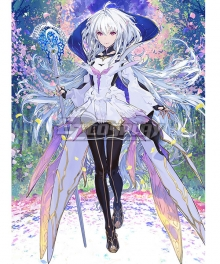 Fate Grand Order Arcade Prototype Caster Merlin Cosplay Costume - B Edition