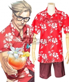 Fate Grand Order Archer James Moriarty King Joker Jack Cosplay Costume
