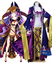 Fate Grand Order Assassin Wu Zetian Ascension Cosplay Costume