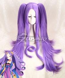 Fate Grand Order Assassin Wu Zetian Purple Cosplay Wig