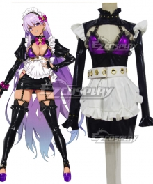 Fate Grand Order BB Fate Extra CCC Maid Dress Cosplay Costume