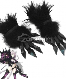 Fate Grand Order Fate Apocrypha Berserker  Atalanta Gauntlets Cosplay Accessory Prop