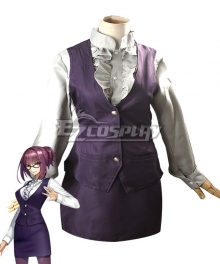 Fate Grand Order Fate Extella Link Lancer Scathach Cosplay Costume