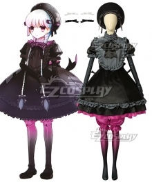 Fate Grand Order Fate EXTRA Last Encore Caster Nursery Rhyme Cosplay Costume